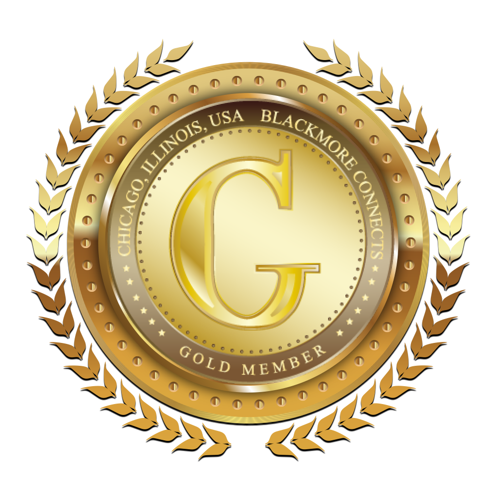 Private Equity Blackmore Connects Conference Membership Gold Logo